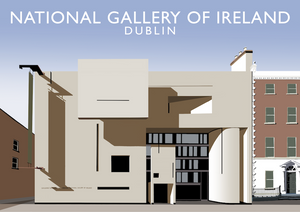 National Gallery of Ireland Art Print