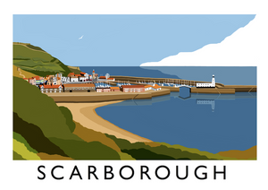 Scarborough Art Print