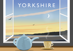 Yorkshire Tea 7 Art Print
