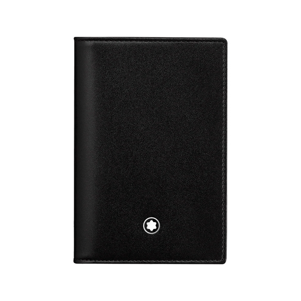 Meisterstück Business Card Holder Black