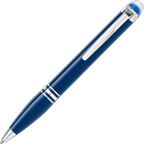 StarWalker Precious Resin Ballpoint Pen Blue Planet
