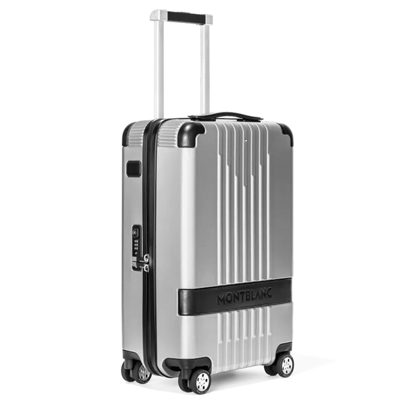#MY4810 Cabin Compact Trolley Silver