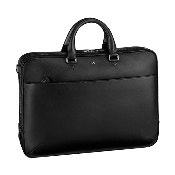 Meisterstück Urban Medium Document Case Black