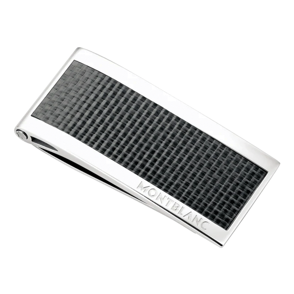 Montblanc Carbon Inlay money clip