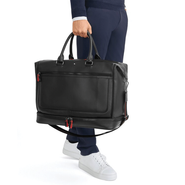 Urban Racing Spirit Duffle Bag Black