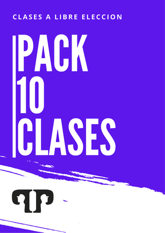 Pack 10 Clases - Power Peralta Online