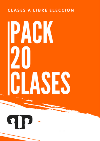 Pack 20 Clases - Power Peralta Online