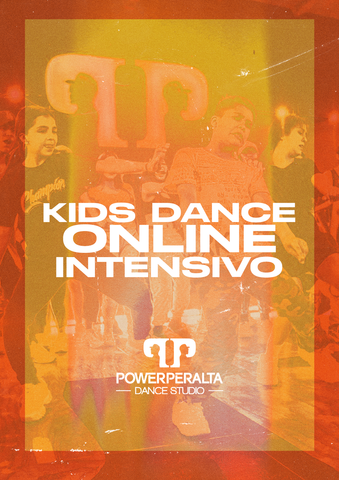 KIDS DANCE ONLINE INTENSIVO