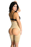 Smok69 Smok69 Intelligent 3 in 1 Black or Nude Waist, Booty and Thigh Shaper Available in Black or Nude  - 6
