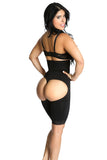 Smok69 Smok69 Intelligent 3 in 1 Black or Nude Waist, Booty and Thigh Shaper Available in Black or Nude  - 1
