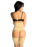 Smok69 Smok69 Intelligent 3 in 1 Black or Nude Waist, Booty and Thigh Shaper Available in Black or Nude  - 14