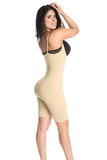 Smok69 Smok69 Mid-Thigh Full Strappy Body Shaper Available in Black and Nude  - 3