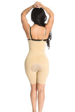 Smok69 Smok69 Mid-Thigh Full Strappy Body Shaper Available in Black and Nude  - 8