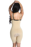 Smok69 Smok69 Mid-Thigh Full Strappy Body Shaper Available in Black and Nude  - 16
