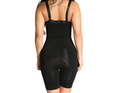 Smok69 Smok69 Mid-Thigh Full Strappy Body Shaper Available in Black and Nude  - 27