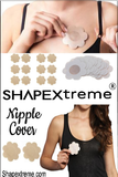 Breast Petals Invisible Nipple Covers Flower Shaped  Shapextreme®