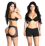 Smok69 butt Lifting Boy Short Booty Panty Waist Cincher Body Shaper Boy short Sexy Bum