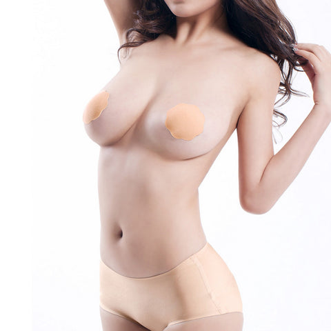 Breast Petals Invisible Nipple Covers Flower Shaped  by Shapextreme®