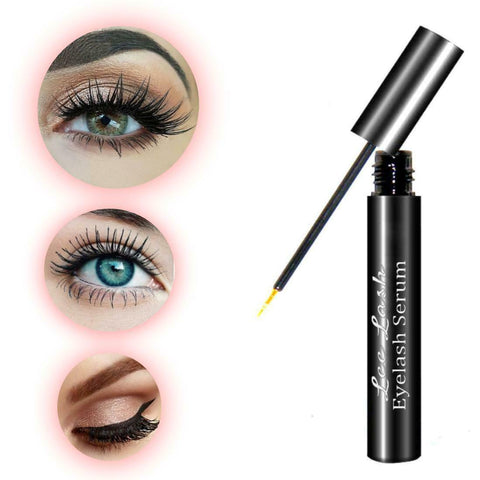 Eyelash Growth Enhancer Serum Luscious Lashes & Eyebrows Boost Regrowth Stronger