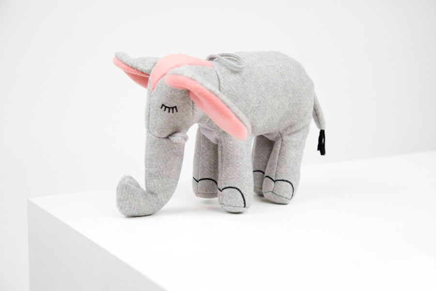 Elsie Elephant Plush Toy