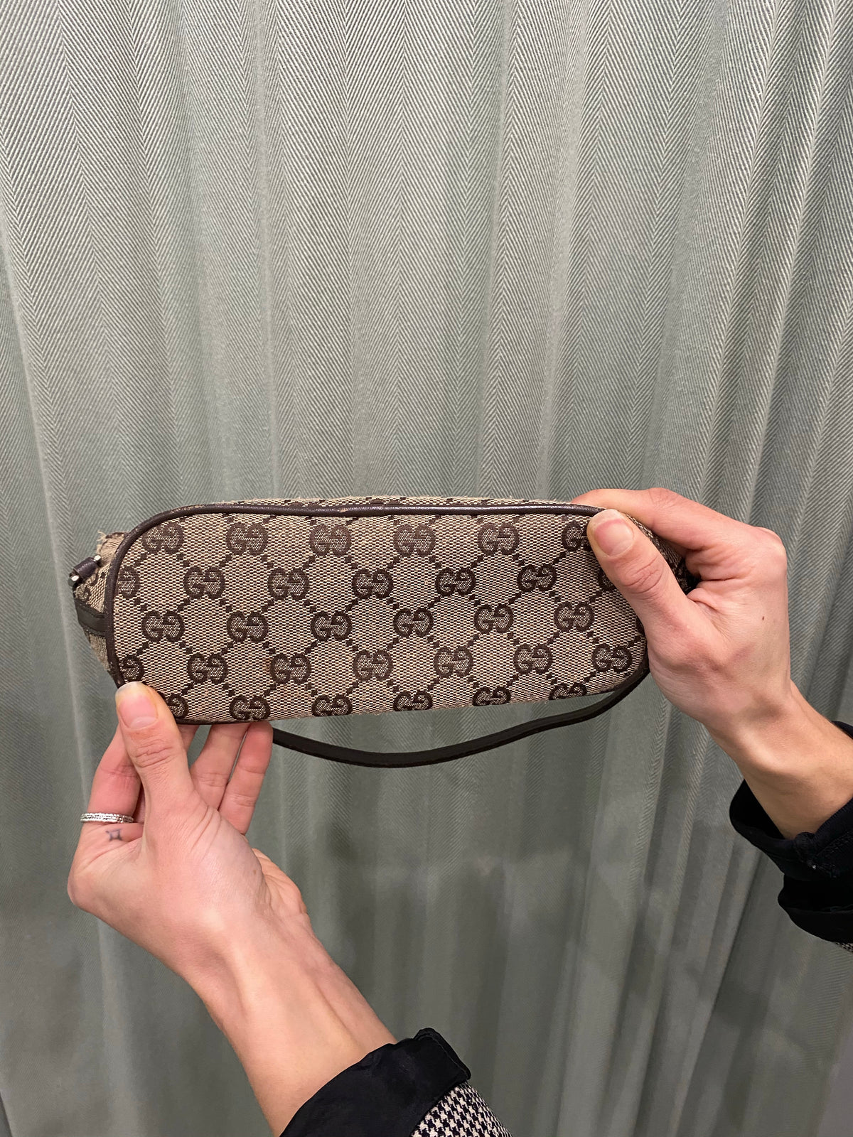Gucci Mini Monogram Handbag