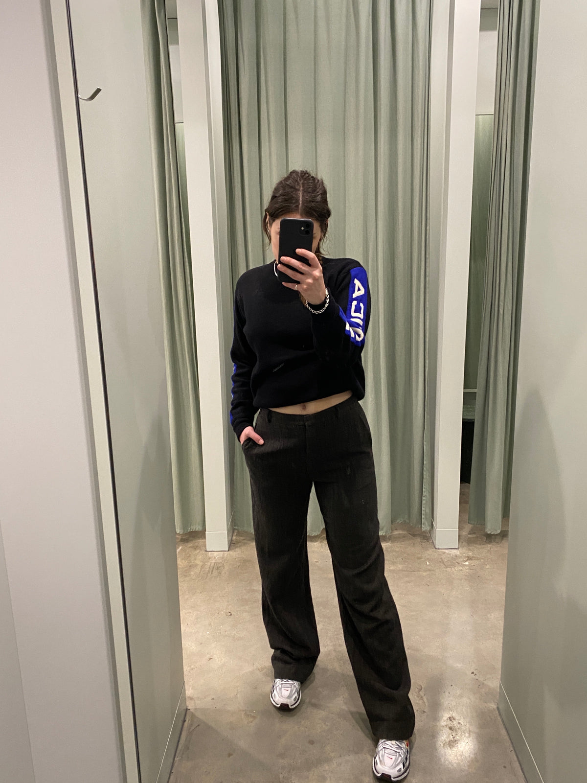 Max Mara Timeless Wool Trousers