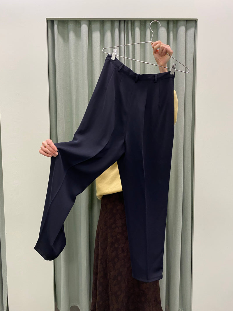 Vintage Katies Navy Slacks