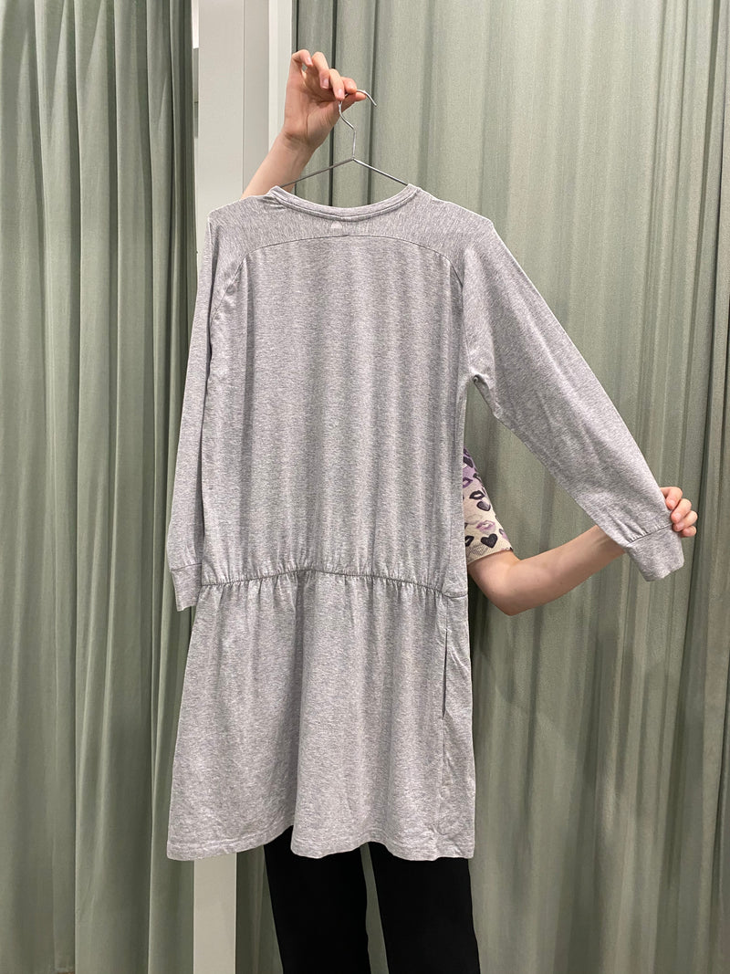 Greenland Oversize Tee Dress