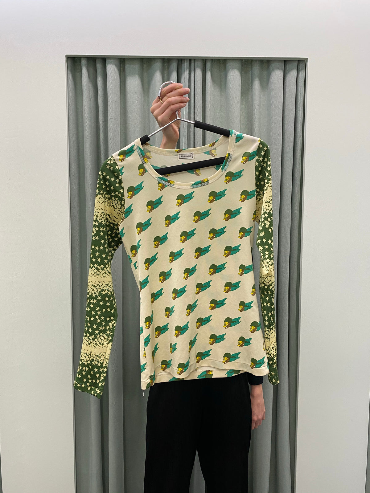 Hysterics Printed Top