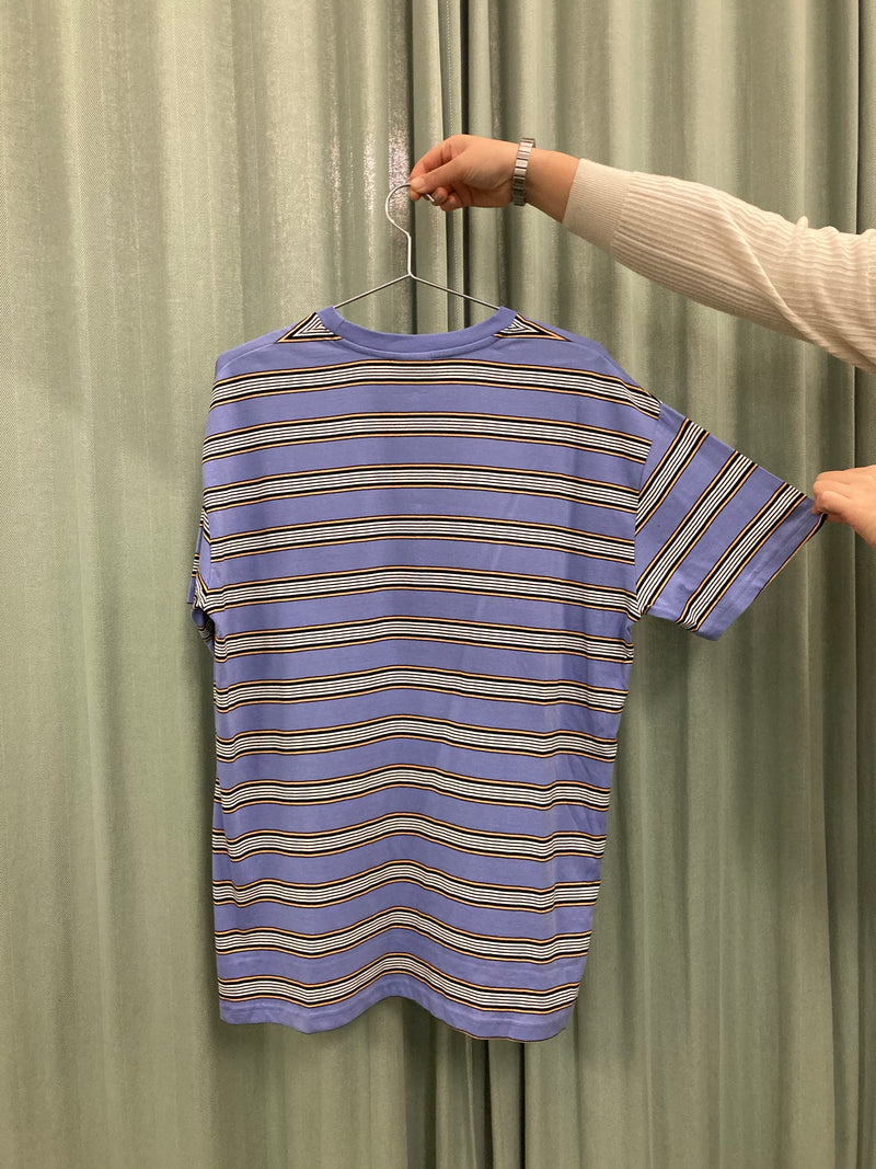 Purple Stripe T-Shirt