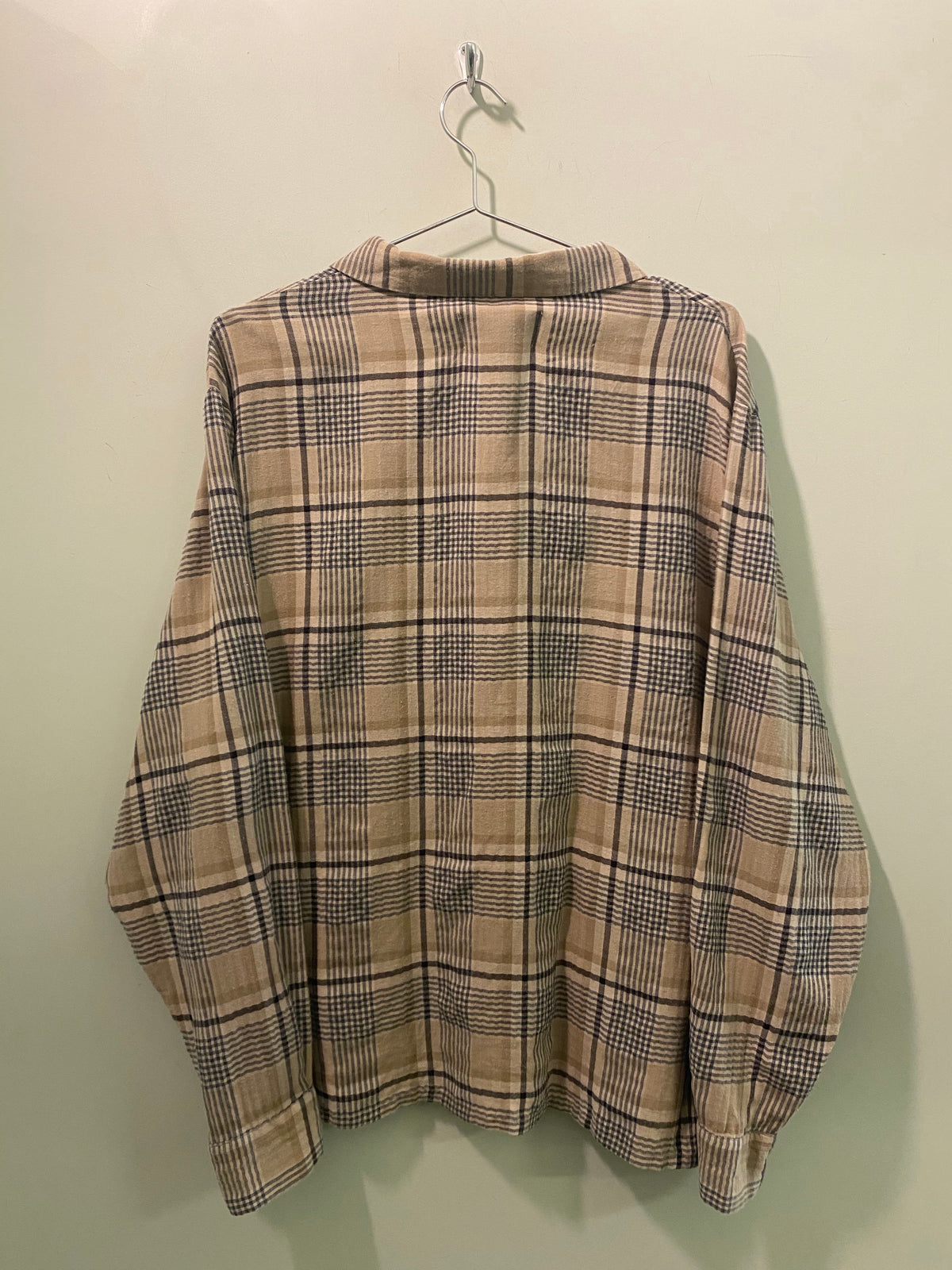 Incu Collection Check Shirt