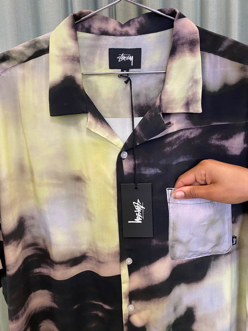 Stüssy Digital Print Shirt