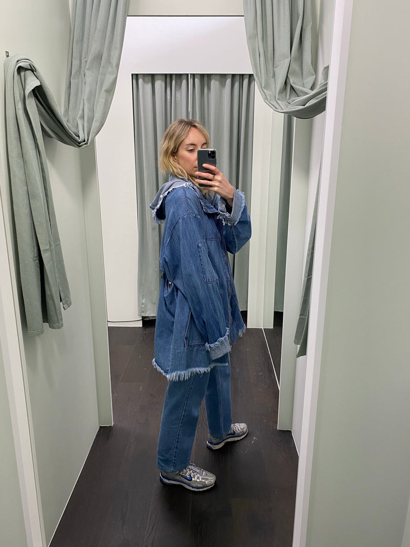 Marques Almeida Denim Jacket