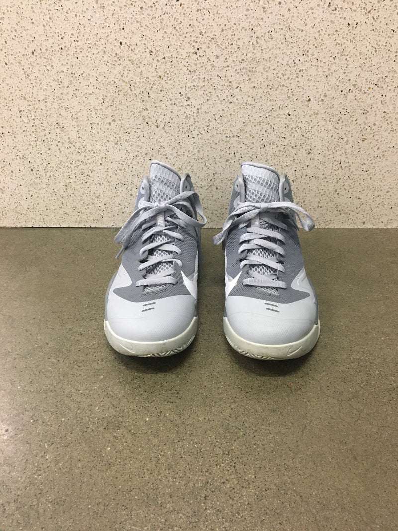 Nike Grey Basketball Sneakers