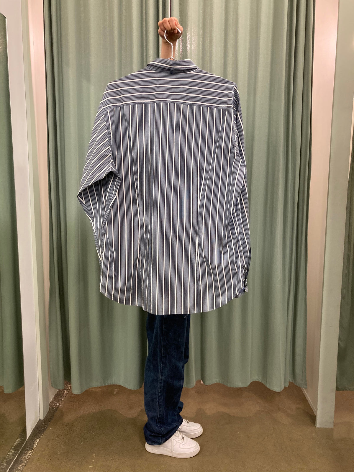 Zegna Sport Striped Shirt