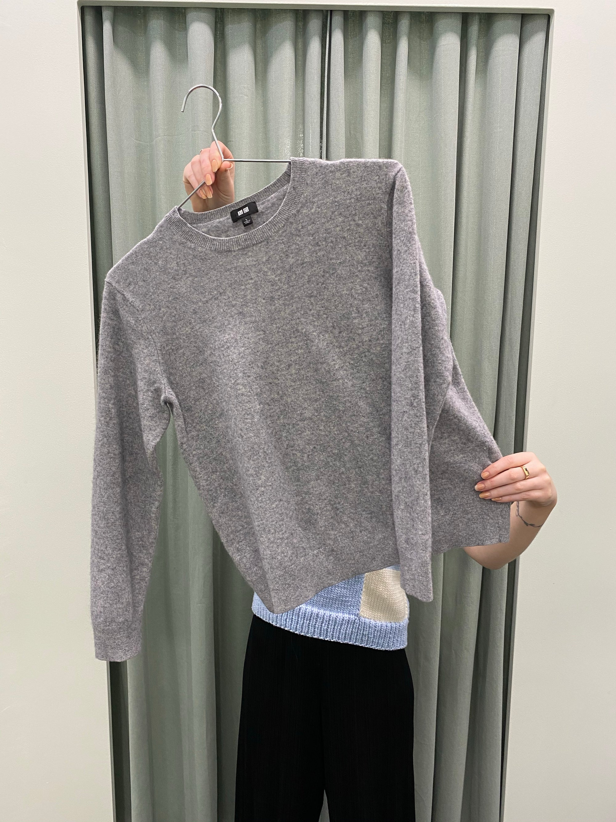 Uniqlo Grey Jumper