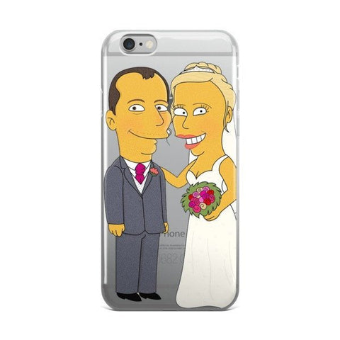 IPhone - Couple Full Body - IPhone Case