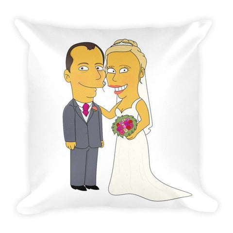 Pillow - Couple Full Body - Pillow
