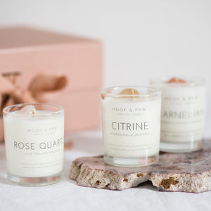 Christmas Gift Set (Travel Candles- Set of Three)