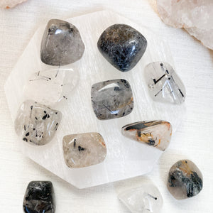Load image into Gallery viewer, Tourmaline Quartz
