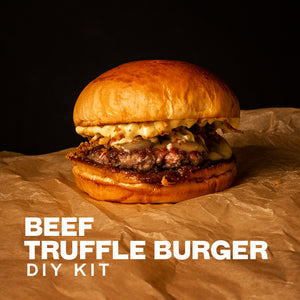 03. Truffle Burger Meal Kit - Beef