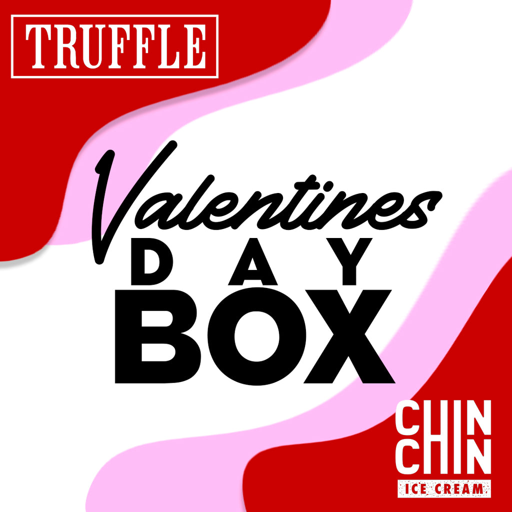 Valentines Truffle Box - TRUFFLE vs. CHINCHIN