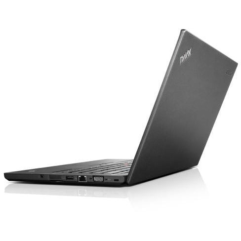 A side view of a Lenovo ThinkPad T430 - i5-3360M | 8-16GB RAM | 256GB SSD - 512GB SSD (REFURBISHED) laptop