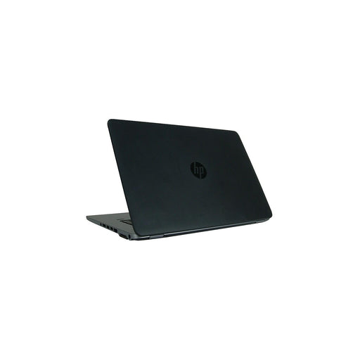 A back right side view of an HP EliteBook 850 G2 - i5-5300U 2.30GHz | 8-16GB RAM | 256GB SSD - 512GB SSD - 1TB SSD (REFURBISHED) laptop