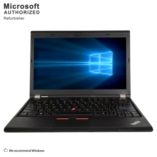 Lenovo ThinkPad X230 - i5-3320M 2.6GHz | 8-16GB RAM | 256GB SSD - 512GB SSD (REFURBISHED)