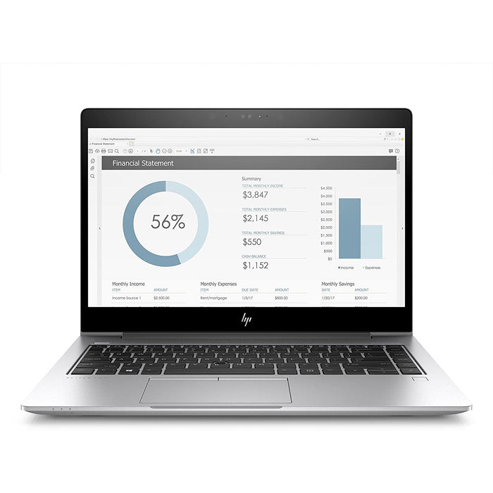 HP EliteBook 840 G5 - i7-8650U 1.90 Ghz  | 8-16GB RAM | 256GB SSD - 512GB SSD (REFURBISHED)