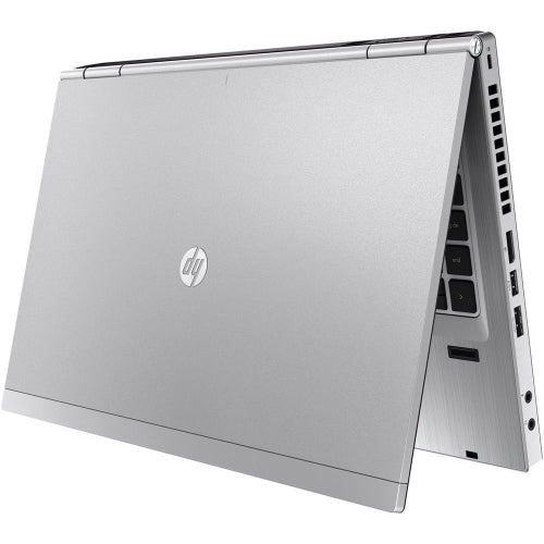 A top view of an HP EliteBook 8460p - i5-2520m 2.50 GHz | 8-16GB RAM | 25GB SSD - 512GB SSD (REFURBISHED) laptop