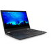 A front left side view of a Lenovo X380 Yoga - i5-8350U 1.70GHz | 8-16GB RAM | 256GB SSD - 512GB SSD (REFURBISHED) laptop