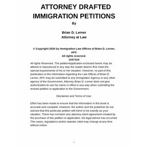Attorney Drafted Immigration Petitions: S-Visa for Material Witnesses - Rocket Immigration Petitions