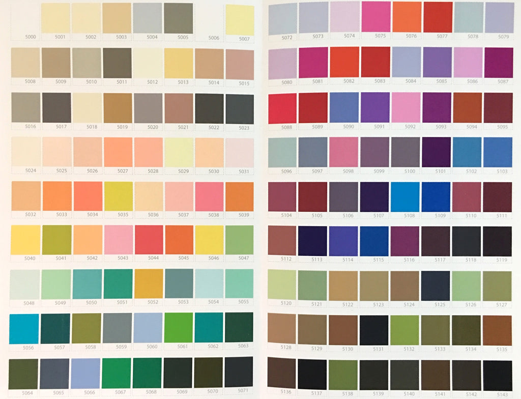 Solid Color Silk Swatch Samples for Making custom Neckties